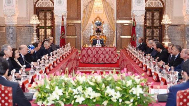 مجلس وزاري برئاسة الملك هذا المساء وتعيينات مرتقبة في المناصب العليا