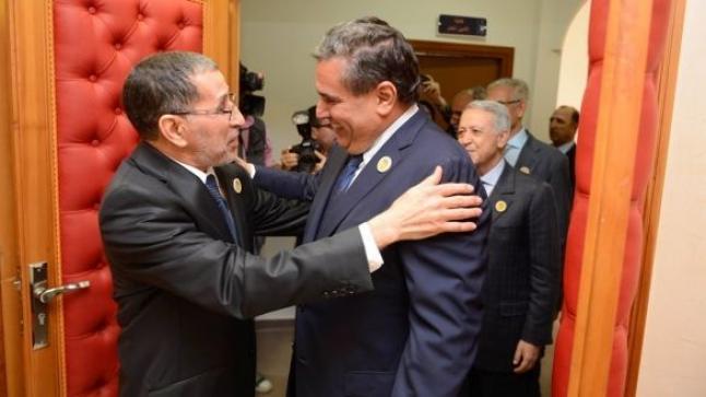أخنوش يهنئ سعد الدين العثماني على إخراج التشكيلة الحكومية الجديدة(بلاغ)