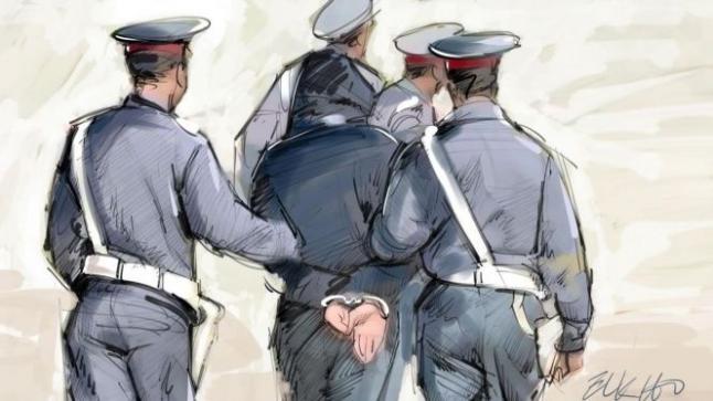 تفاصيل…القبض على عصابة الملثمين المسلحة التي قتلت مواطنا صباح اليوم بالرصاص بأزيلال