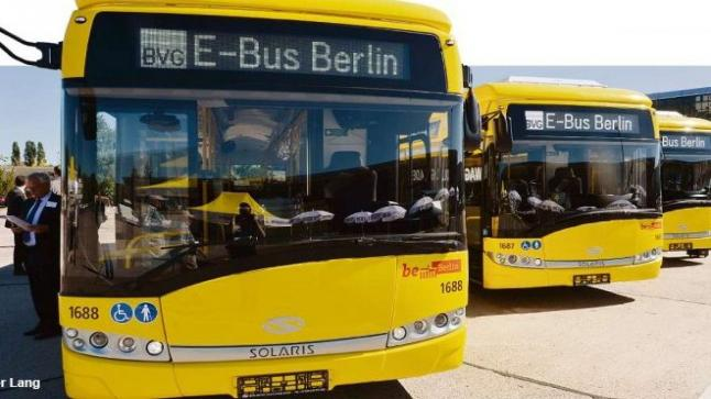 وسائل نقل مجانية للتلاميذ في برلين