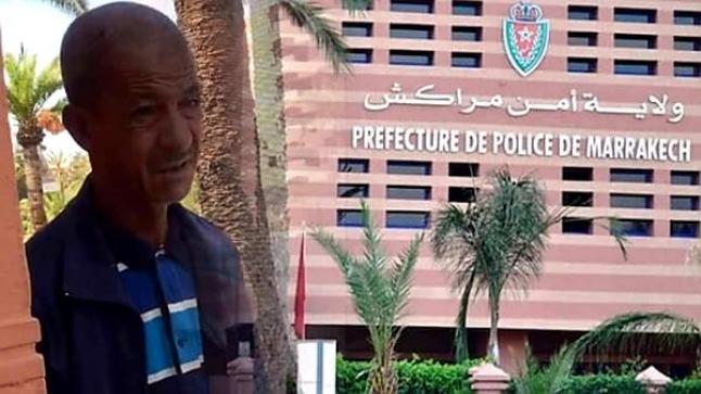 """هذا ماقررته المحكمة في حق مصور فيديو """"قال ليك الحاج"""" الذي شهّر برجل مسنّ بمراكش"""