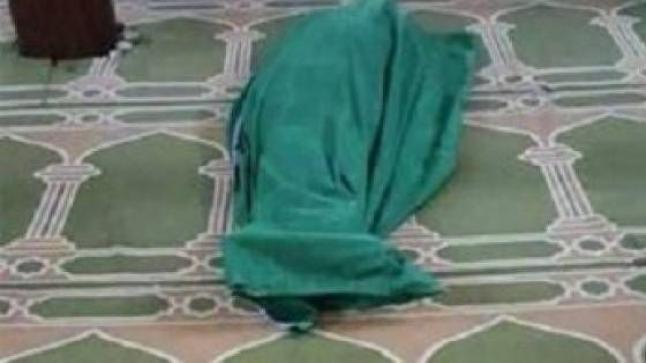 القنيطرة : إمام مسجد يفارق الحياة وهو يؤم المصلين